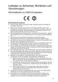 Sony SVT1311Z9R - SVT1311Z9R Documenti garanzia Tedesco - Page 5