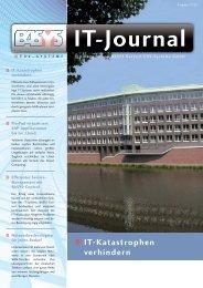 IT-Journal 3-11.indd - BASYS Bartsch EDV-Systeme GmbH