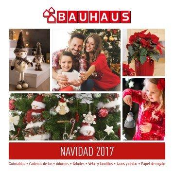 Catálogo BAUHAUS Especial Navidad 2017