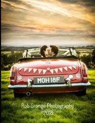 Rob Grange Photography Brochure
