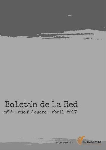 BOLETIN N°5