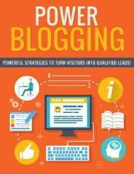 Blogging Guide - How to make money blogging?