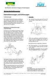 Kaltverbrennungen und Erfrierungen  - basi Schöberl GmbH & Co. KG