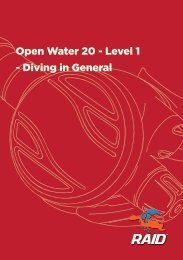 Open Water 20 Chapter 1