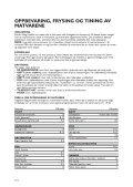 KitchenAid 20RI-D1 SF - 20RI-D1 SF NO (858640711000) Scheda programmi - Page 5