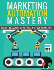 Marketing Automation Guide - Why Do We Need Marketing Automation