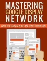 Google Display Network - Why Use Google Display Network