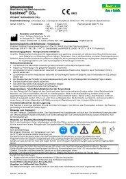 basimed® CO2 - basi Schöberl GmbH & Co. KG
