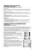 KitchenAid US 20RIL - US 20RIL NL (858644711010) Istruzioni per l'Uso - Page 6