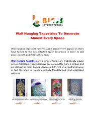 Wall Hanging Tapestries To Decorate Almost Every Space