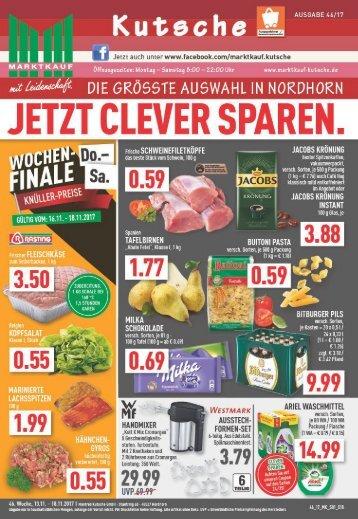 Marktkauf Kutsche KW46