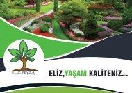 Eliz Peyzaj Katalog