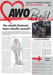 Das schnelle Dortmund - immer schneller unsozial? - AWO Dortmund