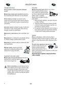 KitchenAid JT 369 SL - JT 369 SL CS (858736915890) Istruzioni per l'Uso - Page 4
