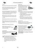 KitchenAid VT 265 WH - VT 265 WH ET (858726584270) Istruzioni per l'Uso - Page 4
