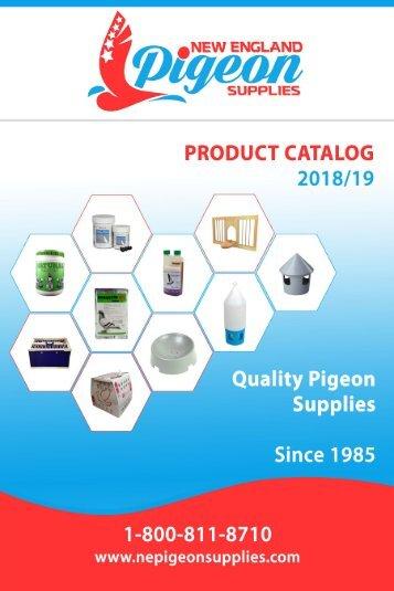 NEPS 2018 Catalog