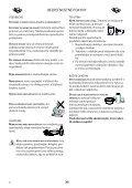 KitchenAid VT 265 WH - VT 265 WH SK (858726584270) Istruzioni per l'Uso - Page 4