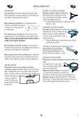 KitchenAid VT 265 WH - VT 265 WH SK (858726584270) Istruzioni per l'Uso - Page 5