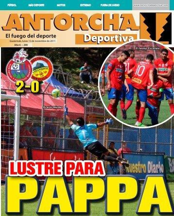 Antorcha Deportiva 290