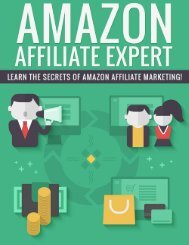 Amazon Affiliate Guide - How To Make Money With Amazon Affiliate