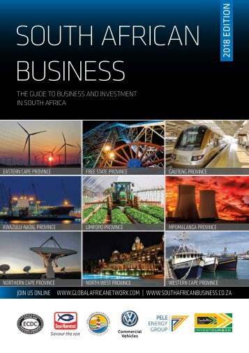 South African Business 2018 edition