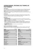 KitchenAid 20RW-D1 A+ SF - 20RW-D1 A+ SF NO (858641011020) Scheda programmi - Page 5