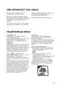 KitchenAid 20RW-D1 A+ SF - 20RW-D1 A+ SF NO (858641011020) Istruzioni per l'Uso - Page 2