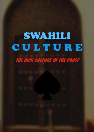Swahili Culture(original)