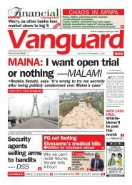 13112017 - MAINA: I want open trial or nothing —MALAMI