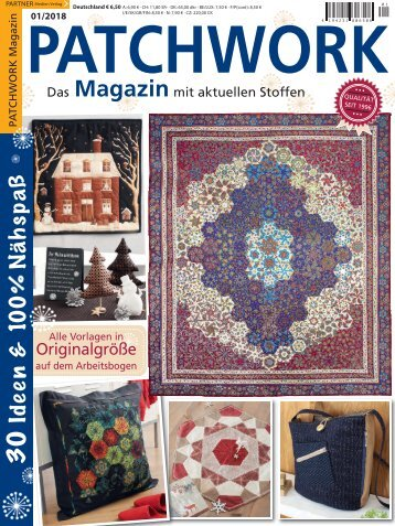 Patchwork Magazin 01/2018