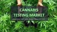 Cannabis Testing Market