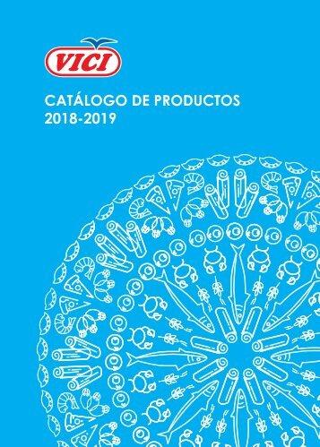 VIČI Catalogo 2018-2019