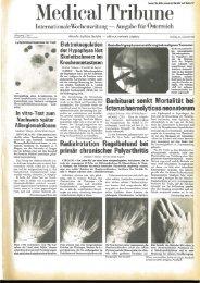 Medical Tribune 1969