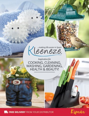 Spain Kleeneze Classics – Spring/Summer 2018 Issue 1 (English version)
