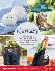 Spain  Kleeneze Classics – Spring/Summer 2018 Issue 1 (Spanish version)