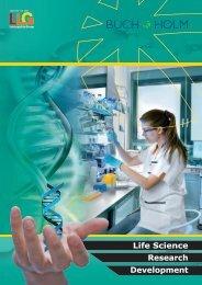 Life Science catalogue 2016