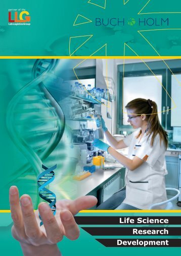 Life Science katalog 2016