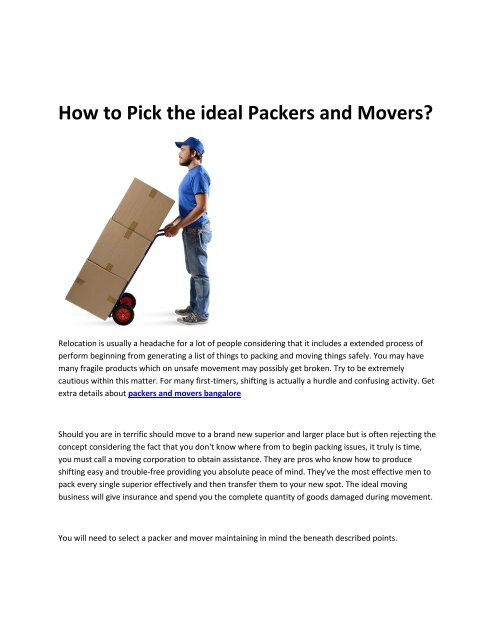 6 packers and movers bangalore