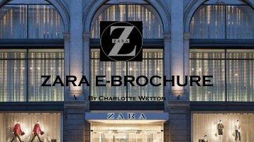 Zara E-Brochure