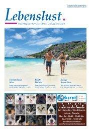 Lebenslust Oktober 2017   Das Magazin für Gesundheit, Genuss und Geist
