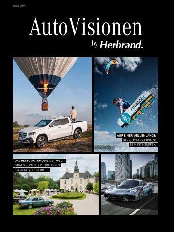AutoVisionen - Das Herbrand Kundenmagazin Ausgabe 14