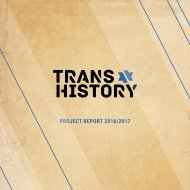 Trans.History Project Report 2016/2017