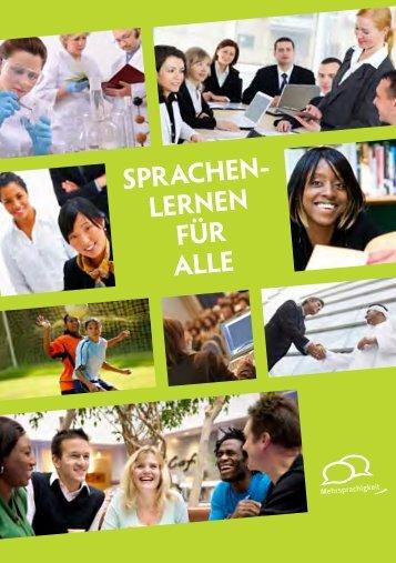 Sprachenlernen für alle