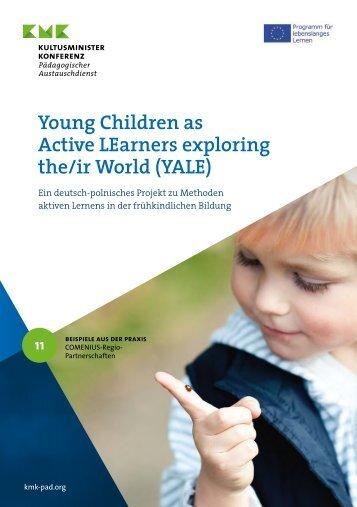 Ein deutsch-polnisches Projekt zu Methoden aktiven Lernens in der frühkindlichen Bildung