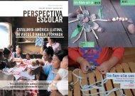 Fes un tast de les revistes Infància, Infancia i Perspectiva Escolar