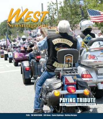 West Newsmagazine 11-15-17