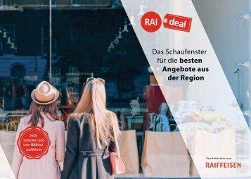 RAIdeal: Eine Initiative von Raiffeisen, powered by RAI Lab