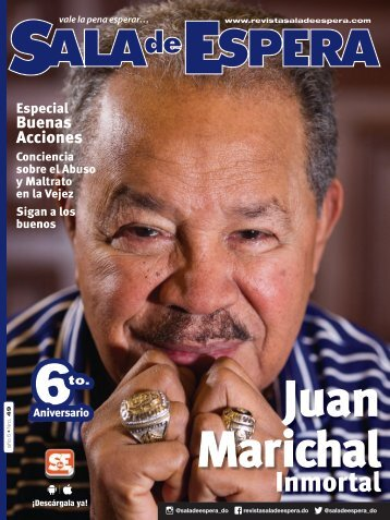 Revista Sala de Espera R.D. Nro. 49 Edición 6to. Anversario