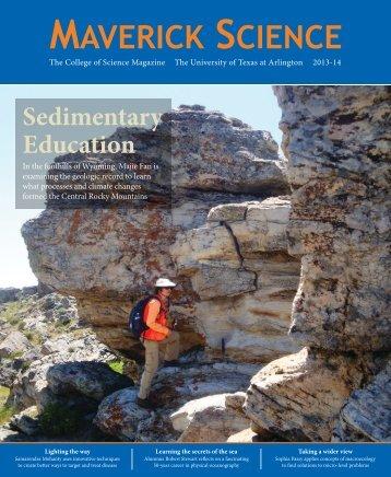 Maverick Science mag 2013-14