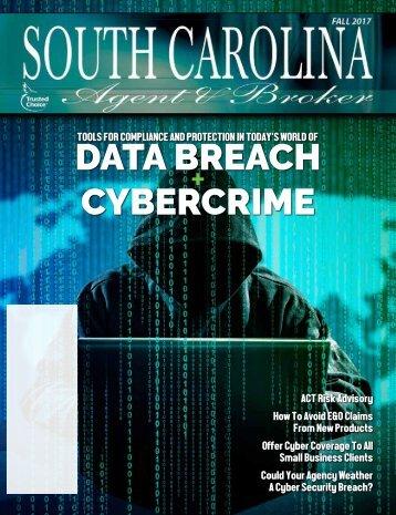 South Carolina Agent & Broker Fall 2017
